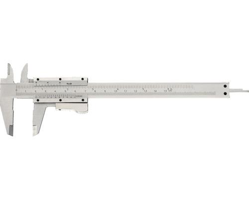 Schieblehre Mattverchromt 150 mm