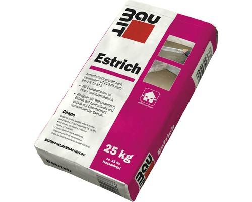 Estrich & Bodenausgleichsmassen