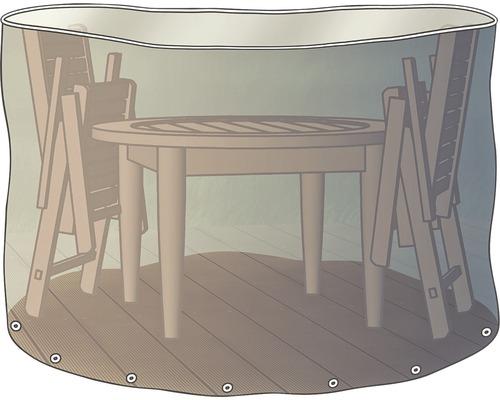 Housse de protection pour ensemble de sièges rond 200cm