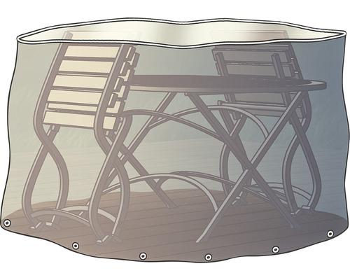 Housse de protection pour ensemble de sièges oval 180cm