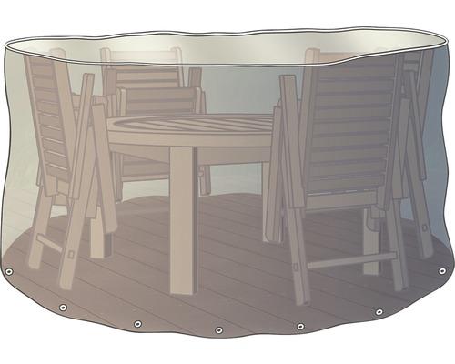 Housse de protection pour ensemble de sièges rond 320cm