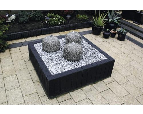 Gravillon de granite gris 8-16 mm, 500 kg