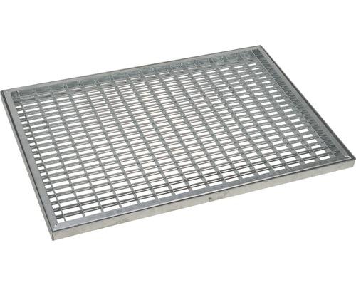 grille caillebotis wolfa 49x119 cm maille 30x10 hauteur. Black Bedroom Furniture Sets. Home Design Ideas