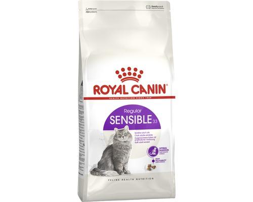 Aliment pour chat Royal Canin Sensible 33, 10 kg