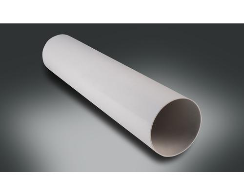 Tuyau rond de Rotheigner blanc de LN de 125 mm et de 500 mm de longueur