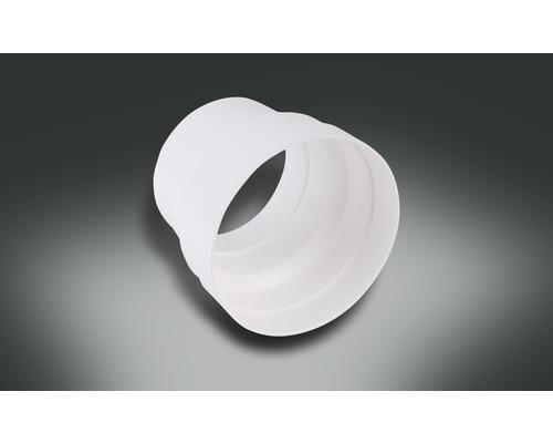 Réducteur de tube rond Rotheigner blanc 150/125