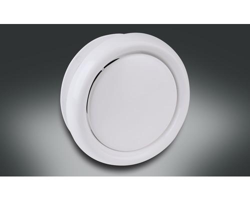Vanne à disque Rotheigner en plastique blanc de LN de 125 mm