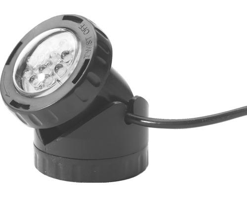Projecteur Heissner Aqua Light LED avec ampoule Ø 50 mm
