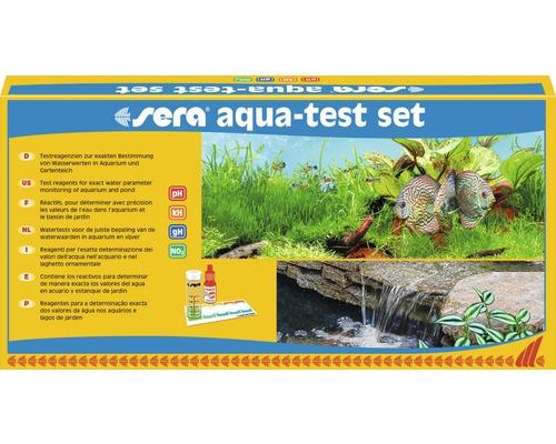 Wassertester sera aqua-test set
