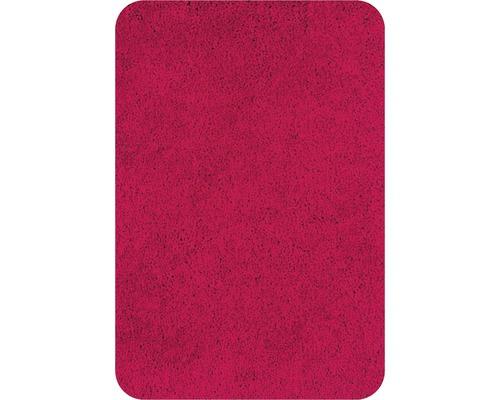 Badteppich Spirella Highland Rot 55x65 cm