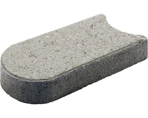 Bordure de gazon Rasenfix gris 22x12x4cm