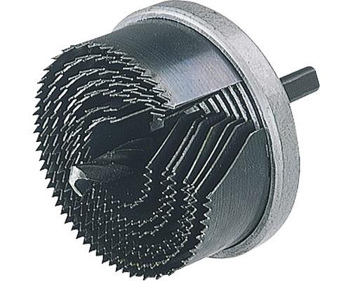 Kit de scies cloche standard en métal Wolfcraft Ø 25-62mm 7 unités