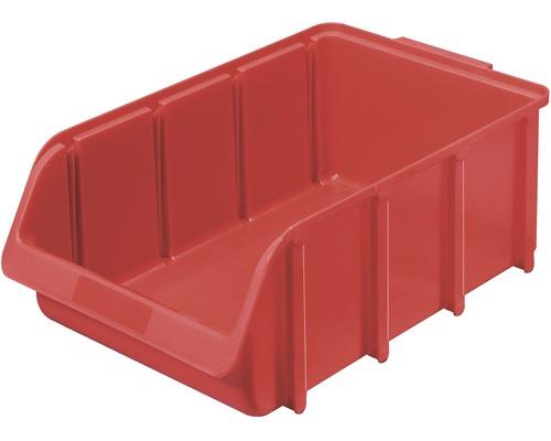 Boîte ouverte T. 5 rouge