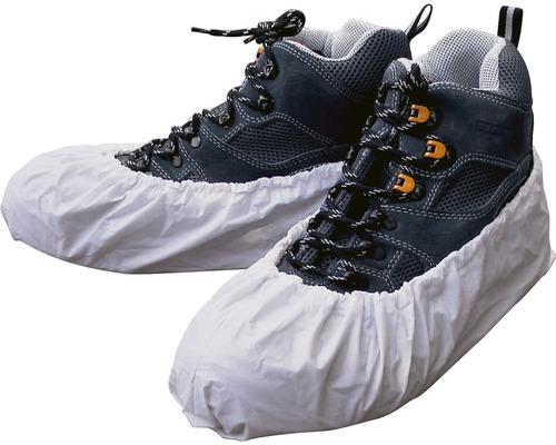 Couvre-chaussures blanc, pack de 20