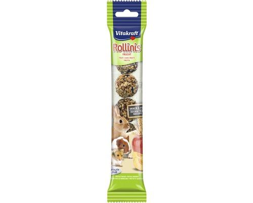 Snack pour rongeurs Vitakraft Rollinis aux fruits Mélange pour cochons d''Inde