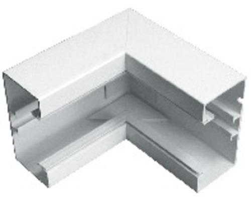 Angle intérieur pour canal d''allège blanc pur