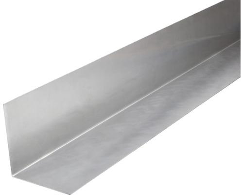 PRECIT Aluminium Winkelblech ohne Wasserfalz 1000 x 125 x 125 mm