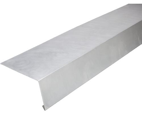 Suspension de gouttière aluminium 100° sans rainure d''eau PRECIT 1000 x 145 x 90 mm