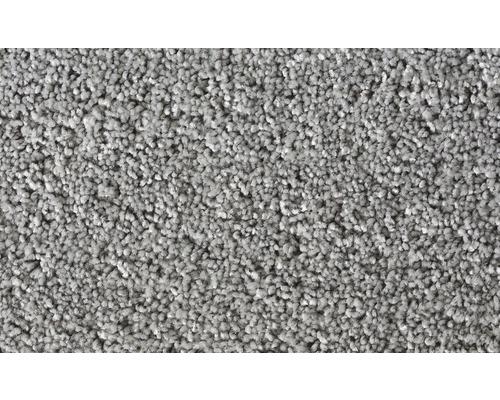 Moquette Shag Belami argent largeur 400cm (marchandise au mètre)
