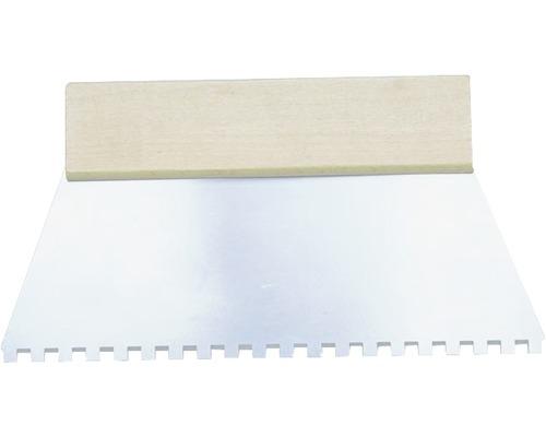 Hufa Zahnspachtel 25 cm 6x6mm