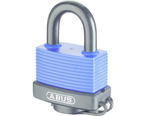 Cadenas Abus 70 IB/45 laiton bleu 45 mm