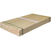 Nut und Federbrett Kiefer roh B-Sortierung 19x96x3000 mm-thumb-2