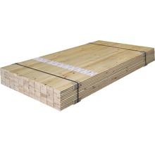 Nut und Federbrett Kiefer roh B-Sortierung 27x146x2000 mm-thumb-1