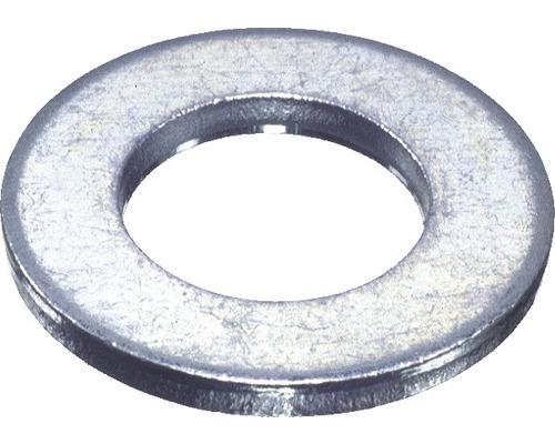 Rondelles DIN 125, 3,2 mm acier inoxydable A2, 100 unités-0