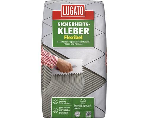 Fliesenkleber Lugato Sicherheitskleber Flexibel 20 kg