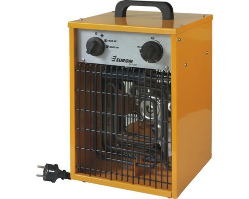 Radiateur soufflant électrique 3 000 watts