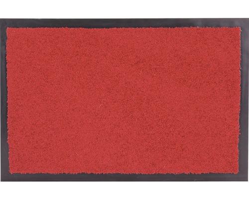 Tapis brosse rouge 40 x 60 cm