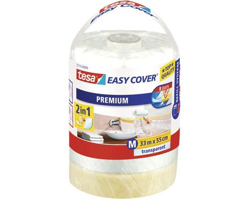 tesa Easy Cover Premium M rouleau de recharge 33m x 550mm