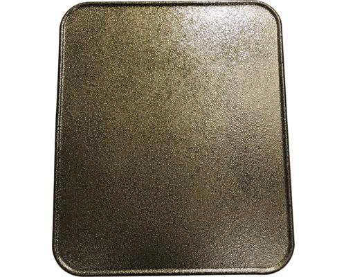 Plaque de sol martelée 50x60 cm