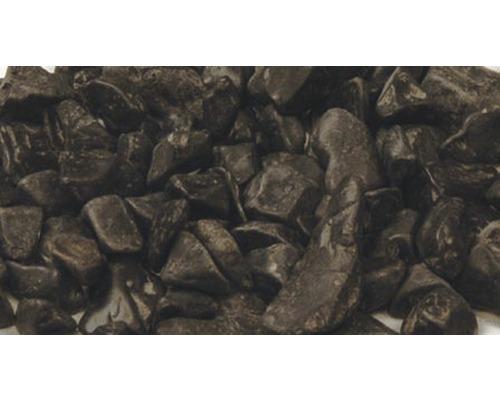 Gravier de marbre noir 8-16 mm, 500 kg