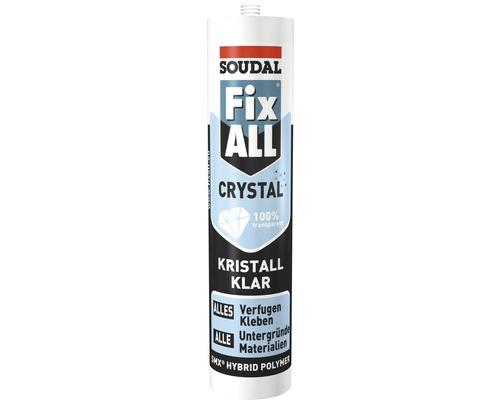 Soudal Fix All Crystal Montagekleber 300 gr