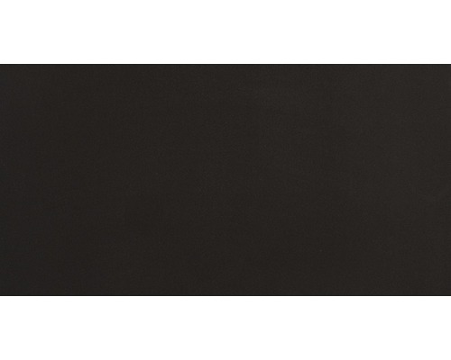 Carrelage de sol et mural, poli, noir, 30 x 60 cm