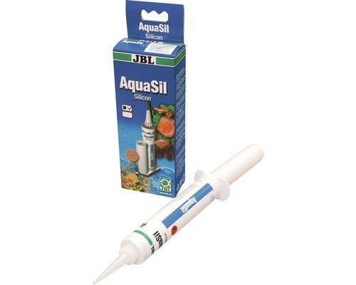 Silicone d''aquarium JBL AquaSil noir 80ml