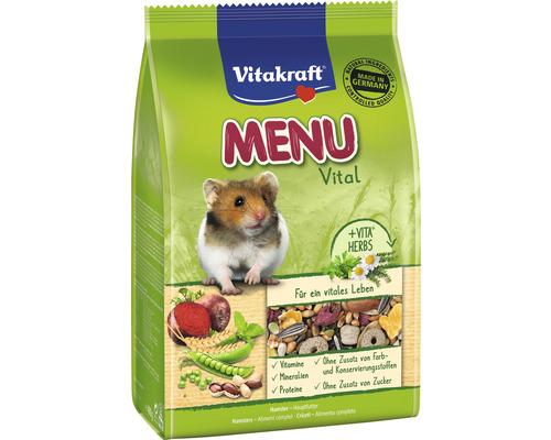 Vitakraft Aliments pour rongeurs Hamster doré, 400 g