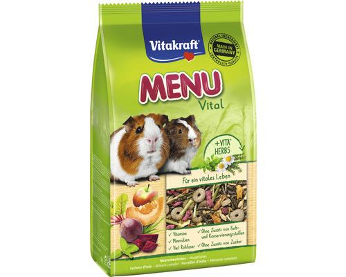 Aliment pour rongeurs Vitakraft aliment pour cochon d''Inde 1 kg