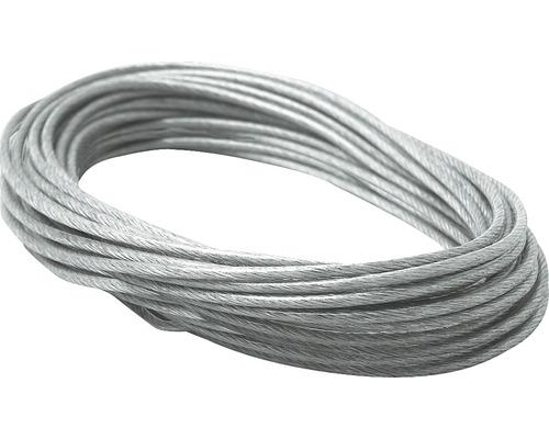 Câble de tension pour système de câble halogène 12V 4mm²/12m 979055