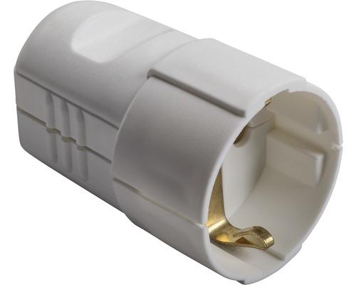Contact de protection pour connecteur 16A IP20 droit blanc