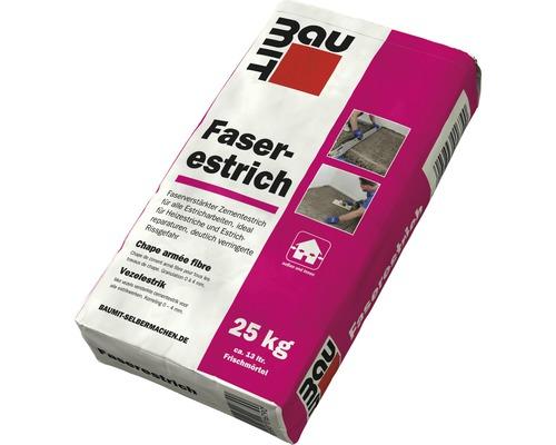 BAUMIT Faserestrich ideal für Heizestrich und Estrichreparatur 25 kg