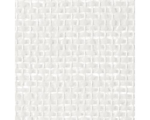 Papier peint en fibres de verre MODULAN grossier blanc (180 gr/m²) 1 x 25m