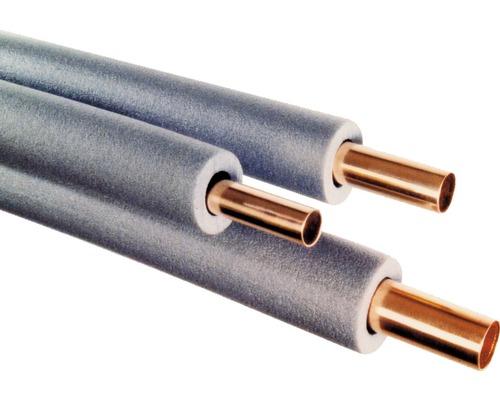 PE-Rohrisolierung angeschlitzt 22x9 mm