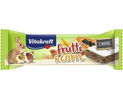 Nagersnack, Vitakraft Frutti Fruchtschnitte für Nager, 30 g