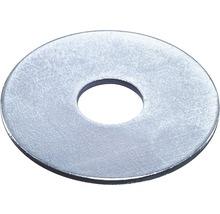 Rondelles à garde-boue 6,4x20 mm galvanisées, 100 unités-thumb-1