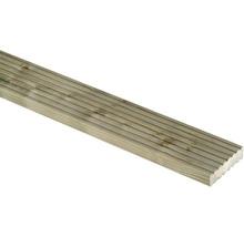 Konsta Terrassendiele Fichte KDI 32x132x2400 mm-thumb-0