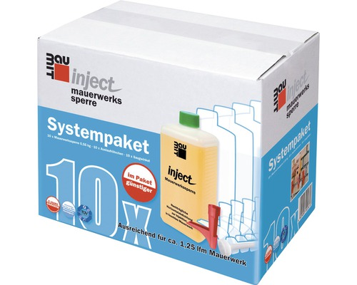 Systempaket Baumit Inject Set