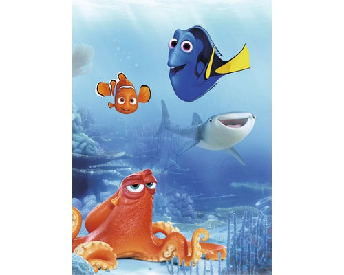 Sticker mural Dory and Friends 50 x 70 cm