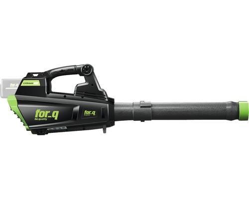 Souffleur de feuilles à batterie for_q FQ-ALB 40 Basic sans batterie ni chargeur